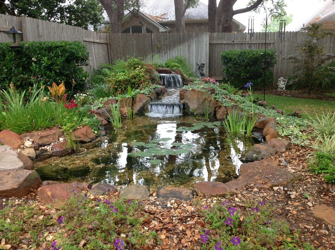 pond installation u0026 maintenance contractor austin houston texas