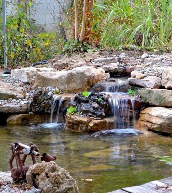 Pond installation maintenance contractor corydon southern for Koi pond builders greenville sc