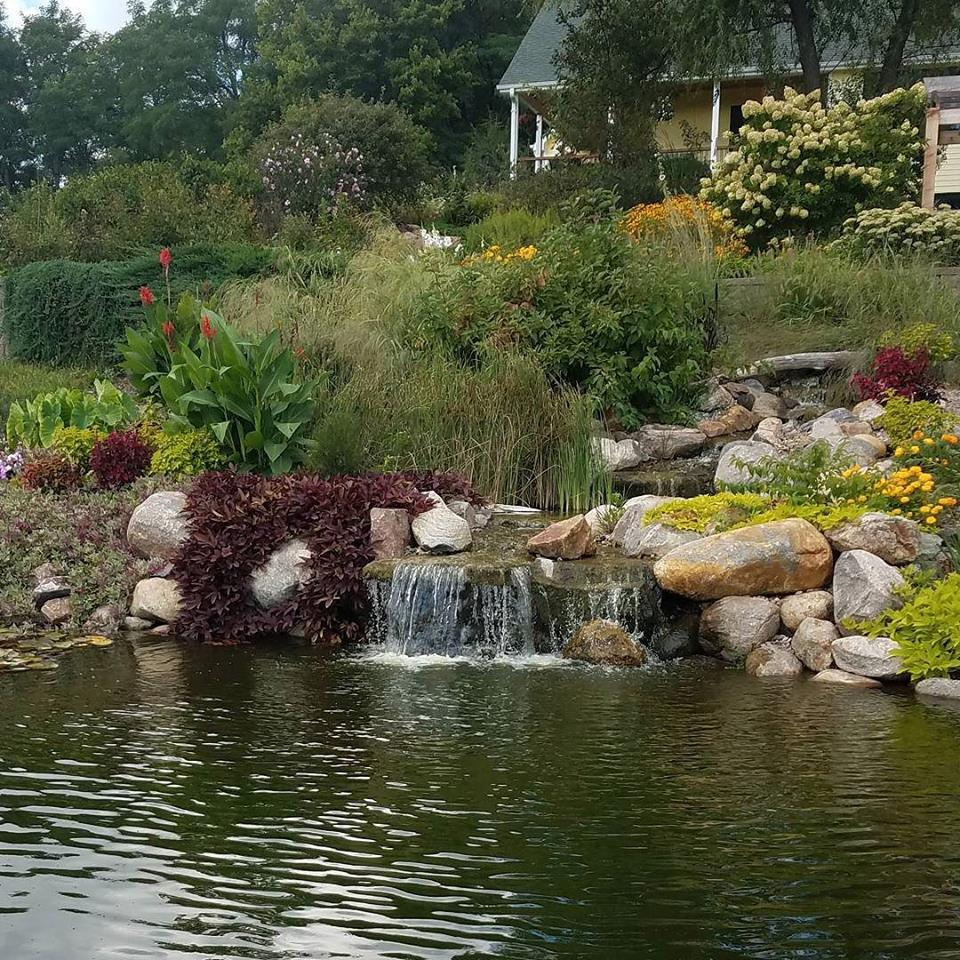 Aquascape Nj: Pond Installation-Maintenance Contractor-Long Valley