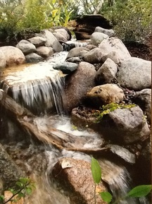 Chicagoland Pondless Waterfall
