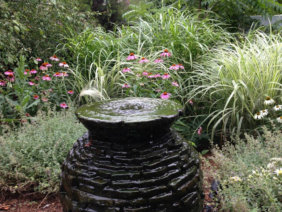 Fountain Service - Installation - Nature's Image Aquatic Design - Topeka, KS