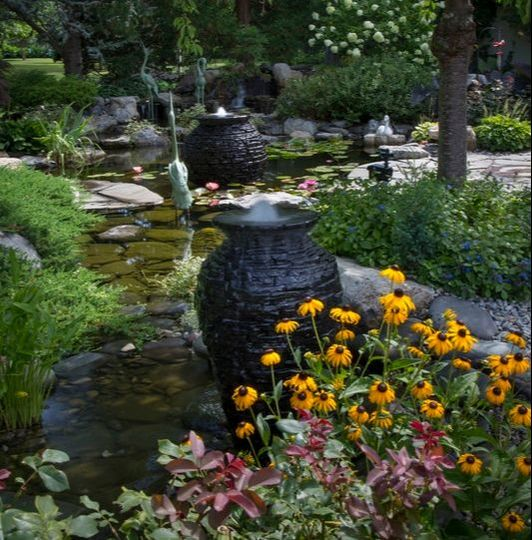 Aquascape Nj: Pond Installation-Maintenance Contractor-Monmouth County